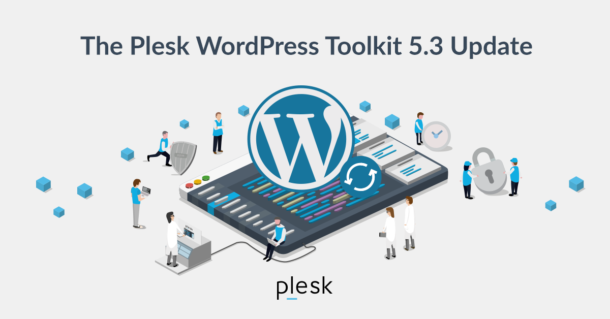 WordPress Toolkit 5.3 update Plesk blog