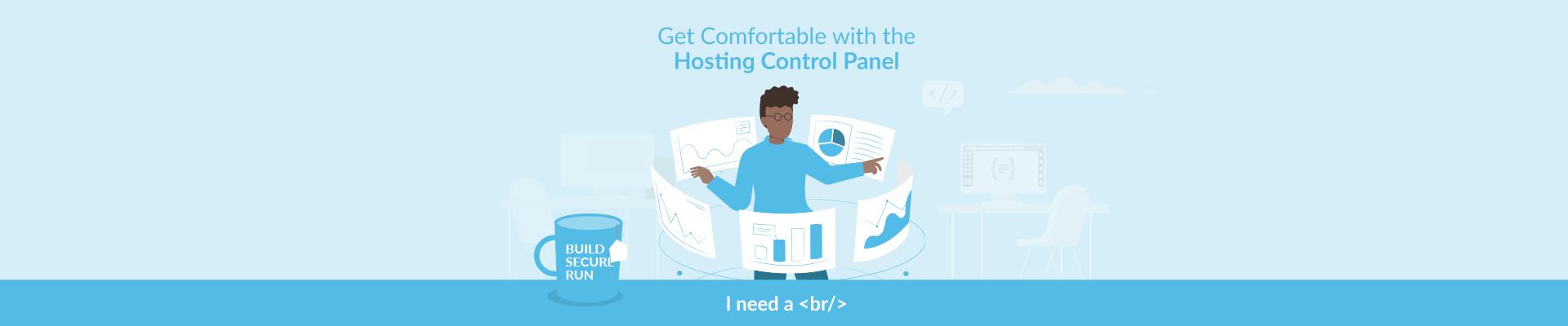 Hosting control panel Plesk