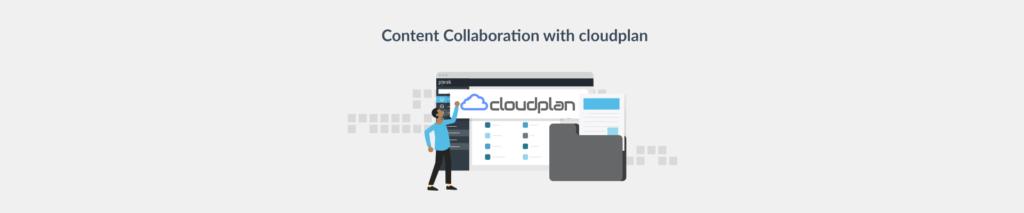Cloudplan file management Plesk
