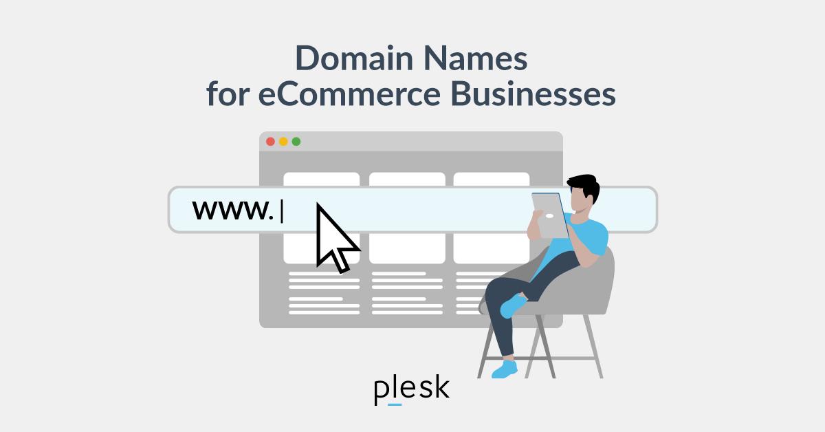 Domains ecommerce Plesk blog
