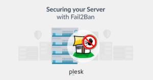 Fail2Ban secure blog Plesk
