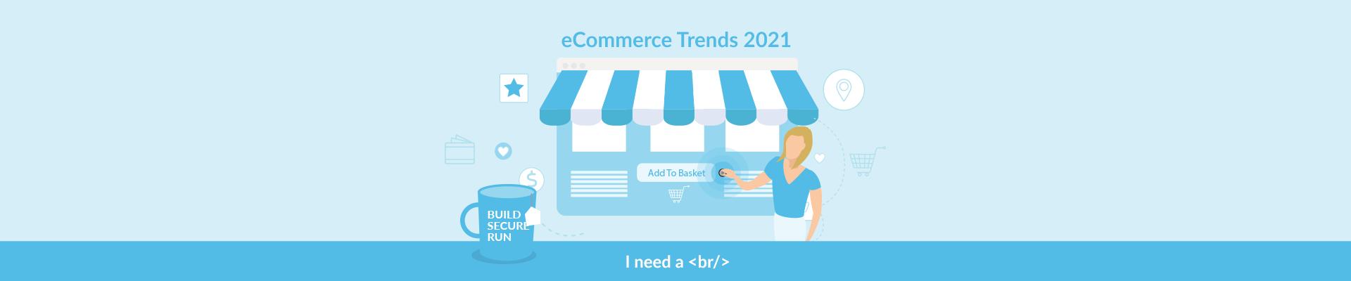 eCommerce trends 2021 Plesk