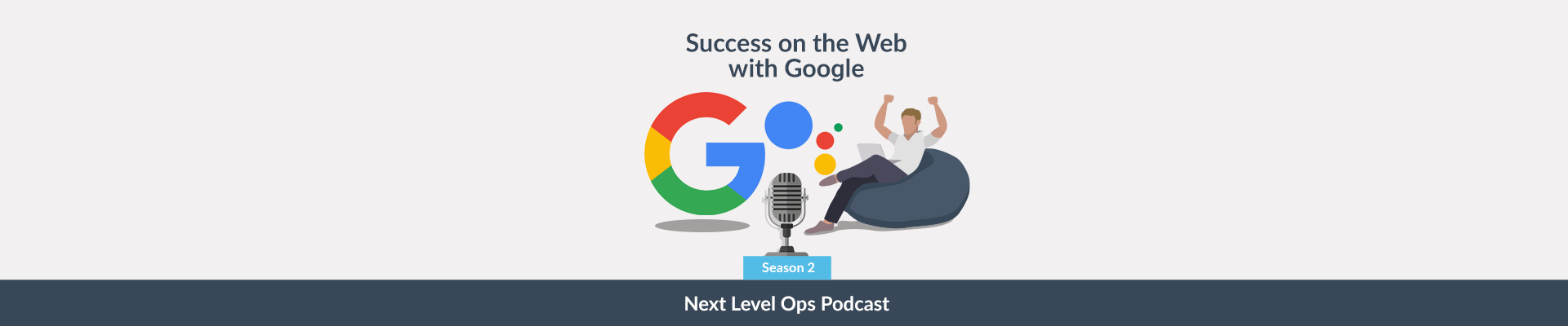 Podcast season 2 google success on the web Plesk