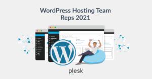 WordPress Community Hosting Reps Plesk blog