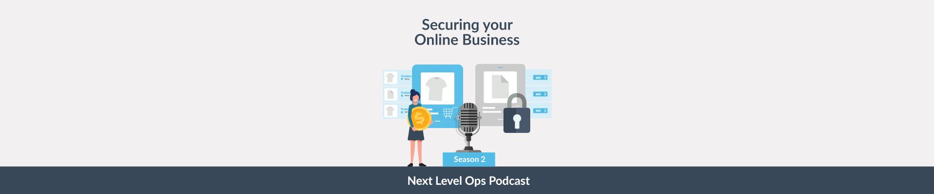 Podcast eCommerce security Plesk blog
