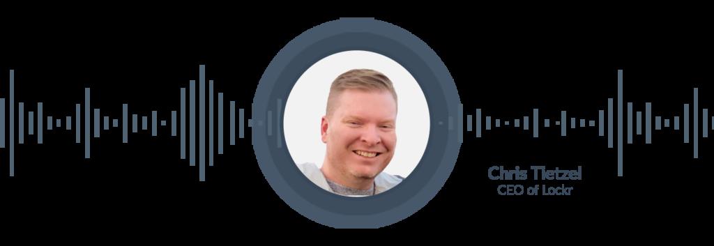 Plesk podcast Chris Tietzel Lockr