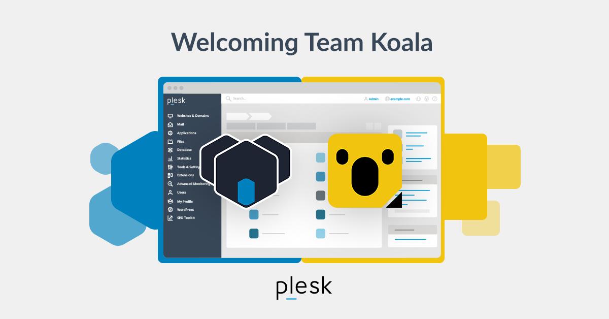 Leankoala Koality.io join Webpros Plesk blog