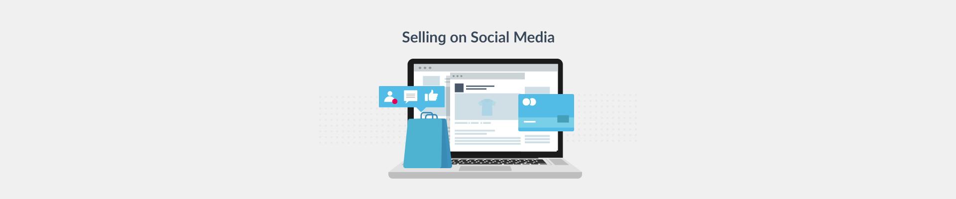 Social media selling blog Plesk