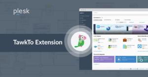 TawkTo Plesk extension