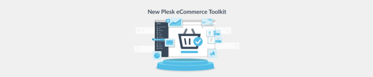 New Plesk eCommerce Toolkit - Just click and start selling - Plesk