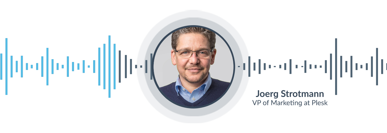 Joerg Strotmann Plesk podcast ecommerce