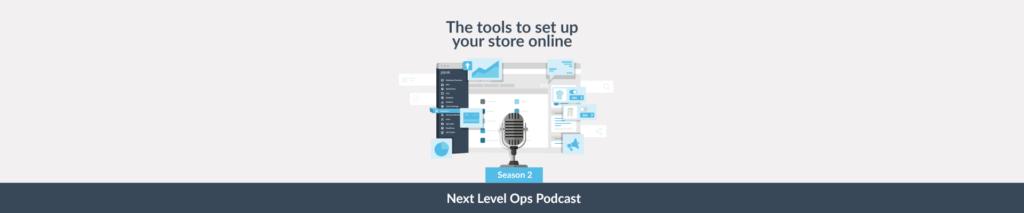 Podcast eCommerce toolkit Plesk