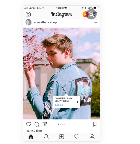 How to Start Selling Online with the New Plesk eCommerce Toolkit - Sell on Instagram - Plesk