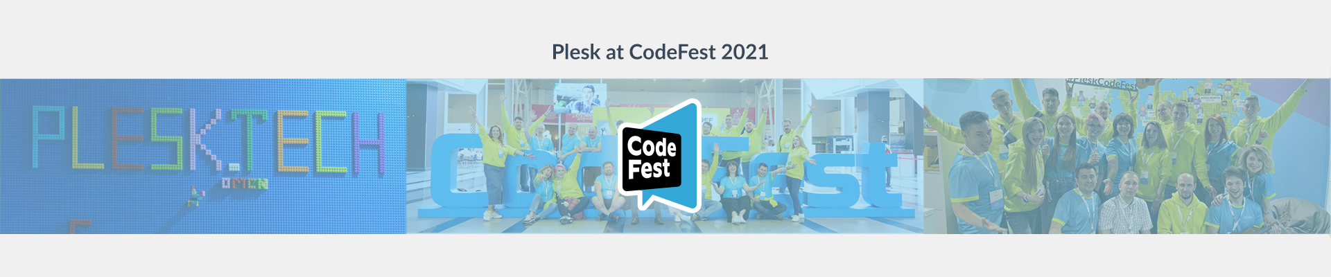 CodeFest Plesk blog header