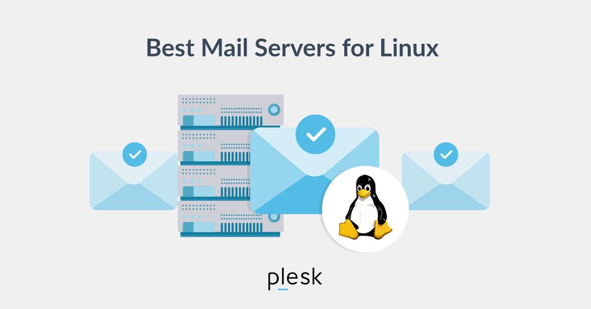 Linux best mail server Plesk blog
