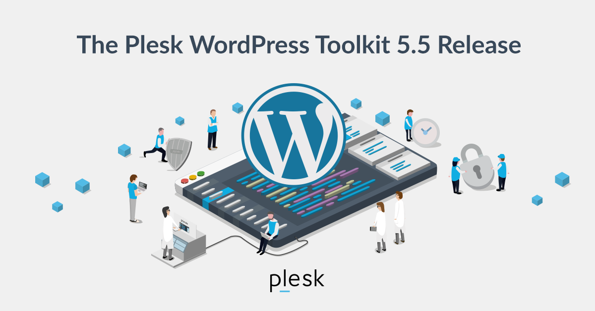 Plesk WordPress Toolkit v5.5 blog