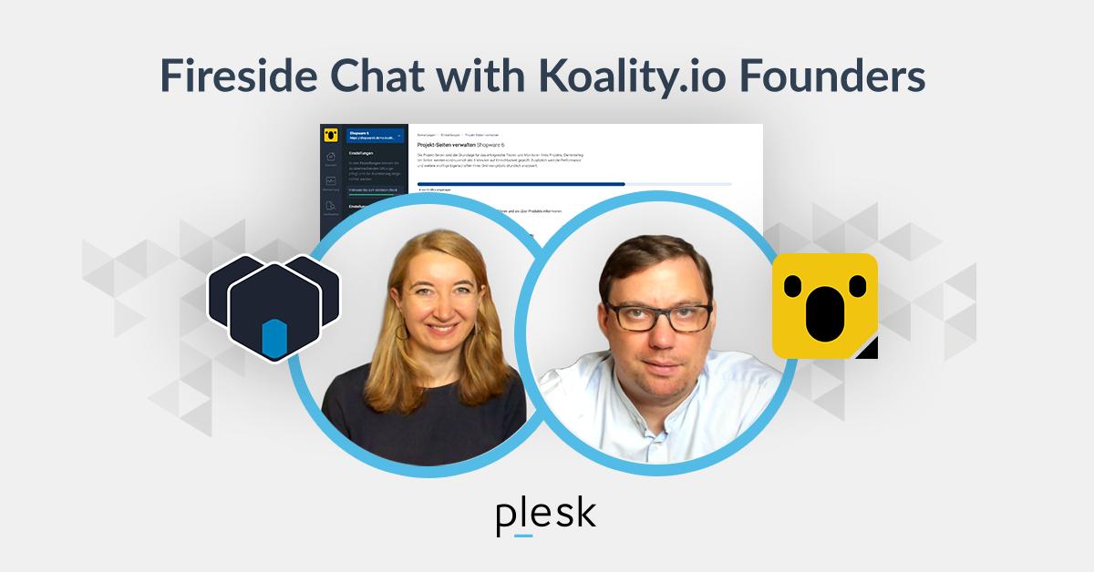 Koality.io Team Koala interview Plesk blog