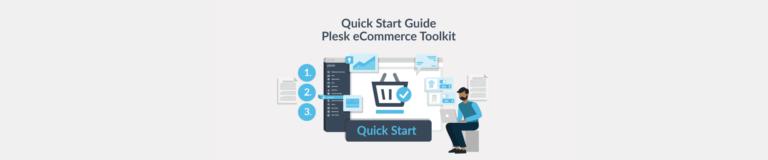 Plesk ecommerce toolkit quick start guide blog