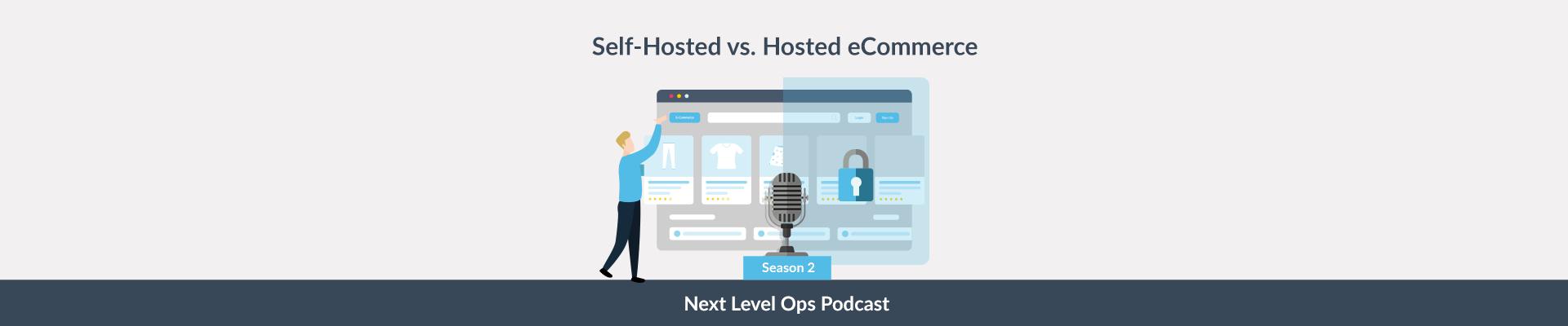 Podcast eCommerce hosting Plesk