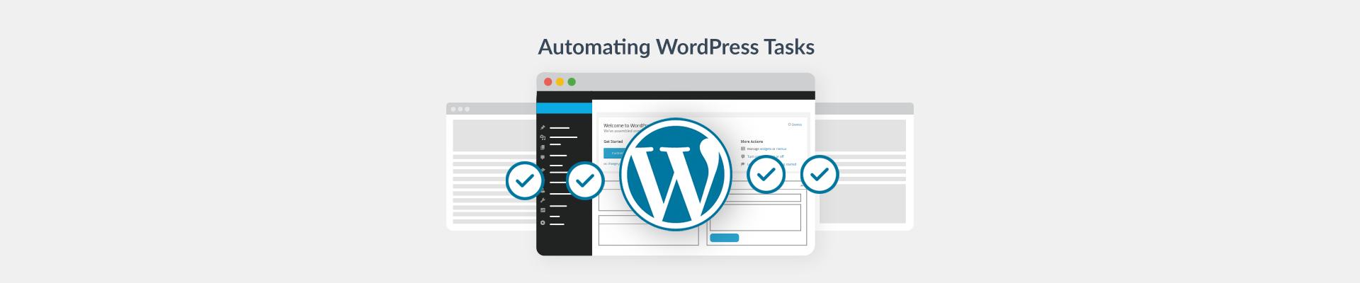 Automating WordPress Plesk blog