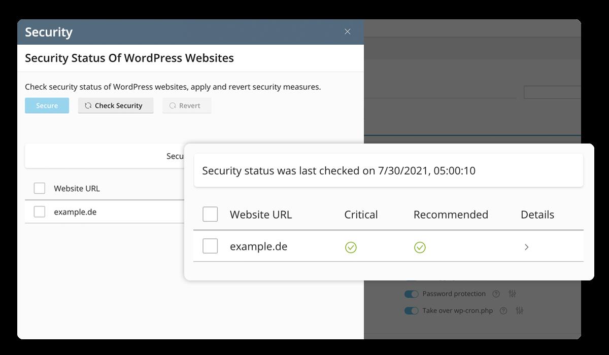 Plesk Content SECURE