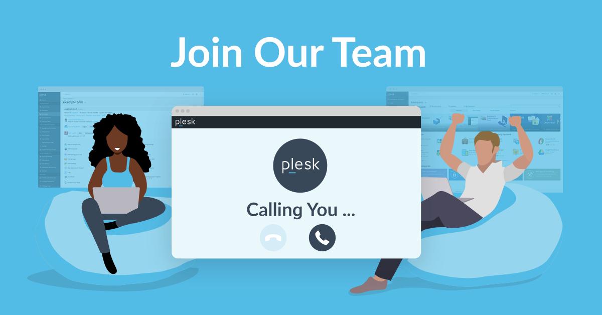 Plesk careers job