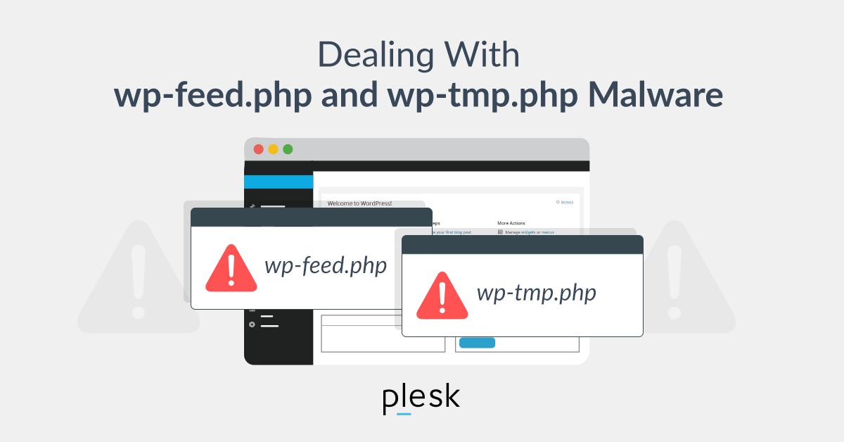 Wordpress malware blog Plesk