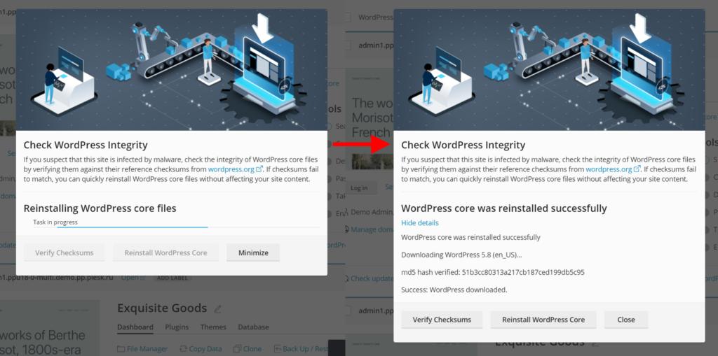 WordPress Toolkit 5.6 5