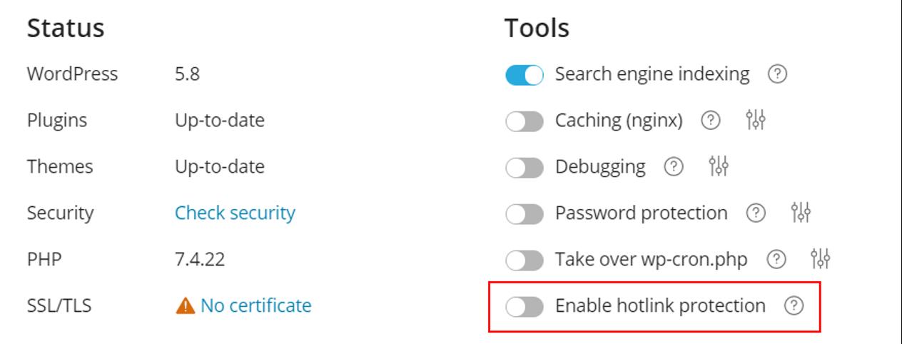 WordPress Toolkit 5.6 8